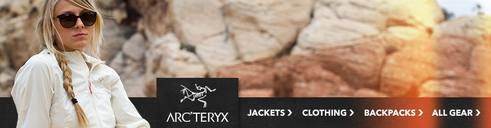 Arcteryx Jackets, Clothing, Backpacks, and Gear on Sale at Moosejaw