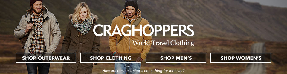 Shop Craghoppers Clothing and Outerwear at Moosejaw