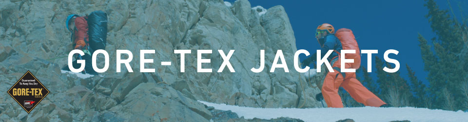Shop Mens Goretex Jackets at Moosejaw