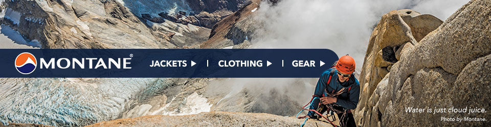 Shop Montane at Moosejaw