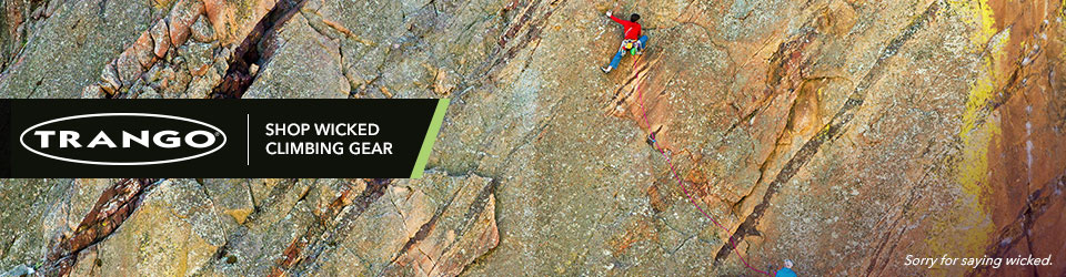 Shop Trango Climbing Gear at Moosejaw