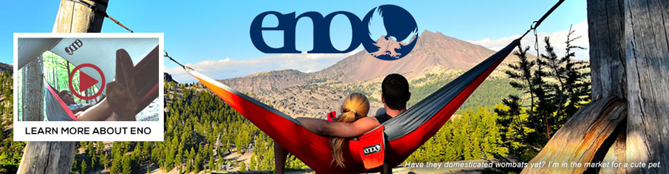 Eagles Nest Outfitters Hammocks and Gear at Moosejaw.com