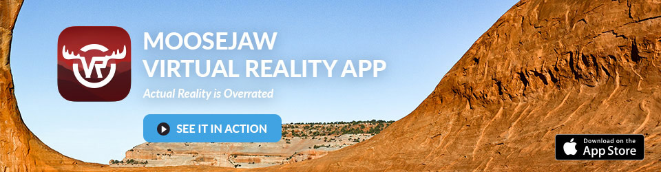 See the Moosejaw Virtual Reality App in Action