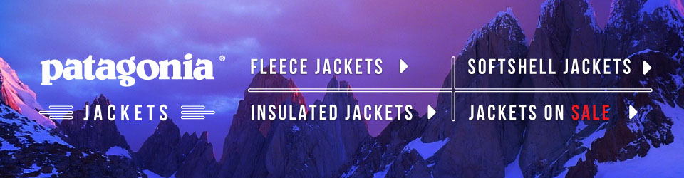 Patagonia Fleece, Insulated, and Softshell Jackets at Moosejaw