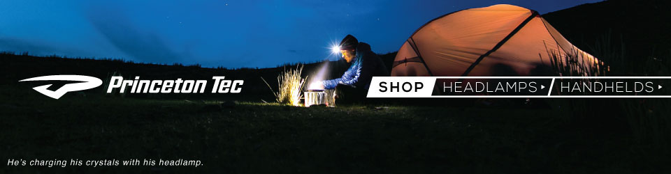 Shop Princeton Tec Headlamps and Handheld Flashlights at Moosejaw