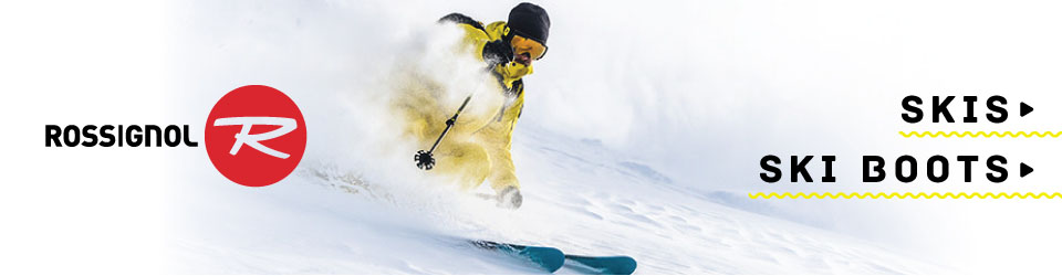 Shop Rossignol Skis and Ski Boots at Moosejaw