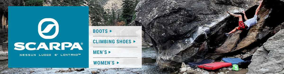 Shop Scarpa Footwear at Moosejaw