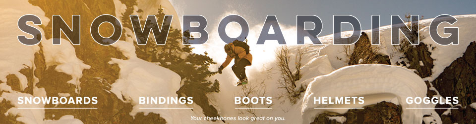 Snowboard Gear at Moosejaw.com