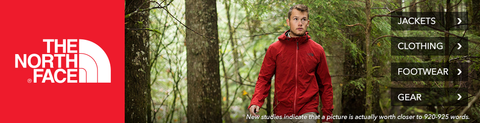 The North Face jackets, clothing, footwear and gear at Moosejaw.com