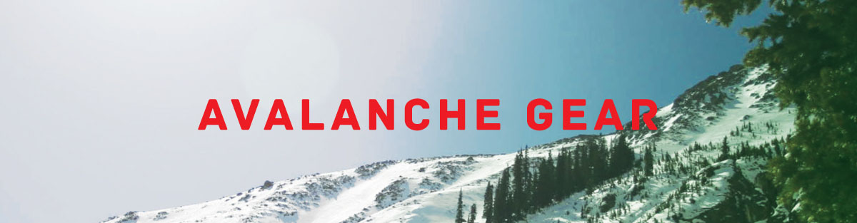 Shop Avalanche Gear at Moosejaw