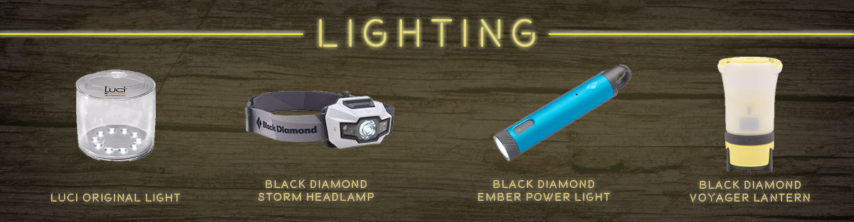 Shop Camp Lighting at Moosejaw