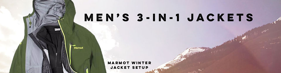 Shop Mens 3 In 1 Jackets at Moosejaw