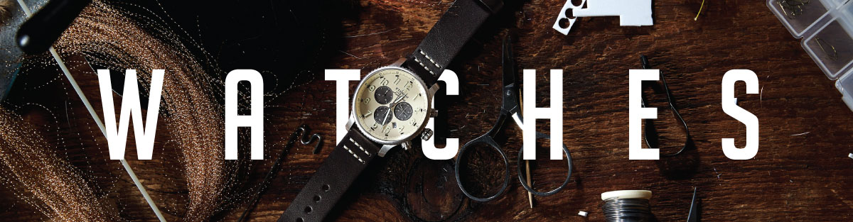 Shop Watches at Moosejaw