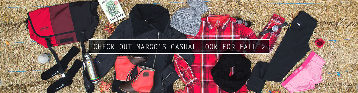 Check out Margo's Casual Oufit for this Fall
