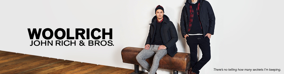 Woolrich John Rich & Bros Outerwear at Moosejaw