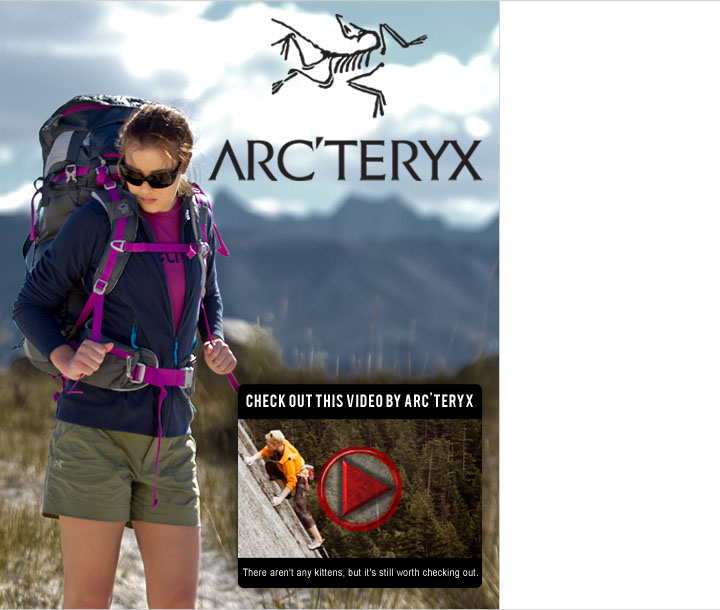 Arcteryx Jackets and Clothing