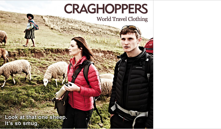 Craghoppers Clothing, Jackets and Outerwear