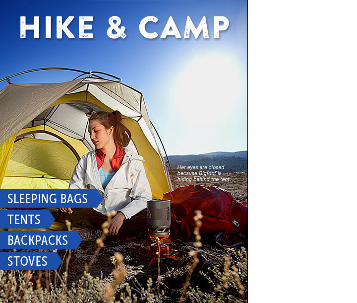 Hiking and camping gear, footwear and clothing at Moosejaw