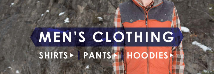 Men's clothing at Moosejaw.com