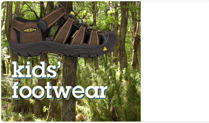 Kids' footwear for hiking, rock climbing, and trail running at Moosejaw.com