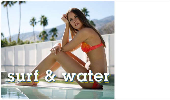 Swimwear, surf, and watersports clothing and gear at Moosejaw.com