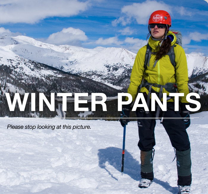 Winter Pants