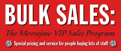Bulk Sales: The Moosejaw VIP Sales Program
