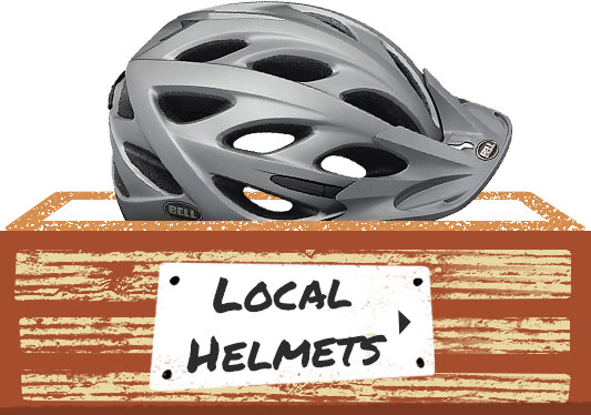 Fresh Bike Helmets at Moosejaw