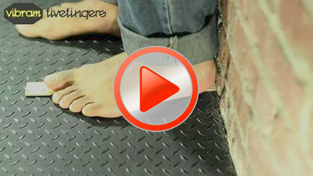Learn how to measure your feet and pick a Vibram Five Fingers size.