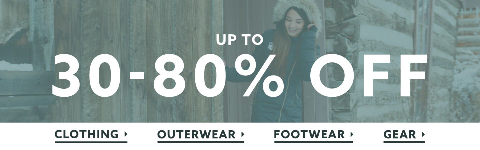 Clearance Clothing, Outerwear, Footwear and Gear at Moosejaw Outlet